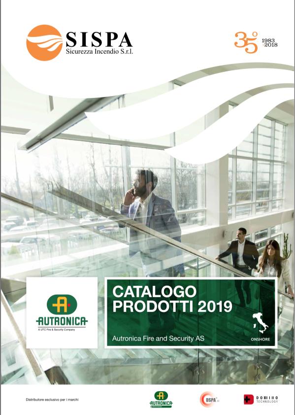Catalogo Prodotti 2019
