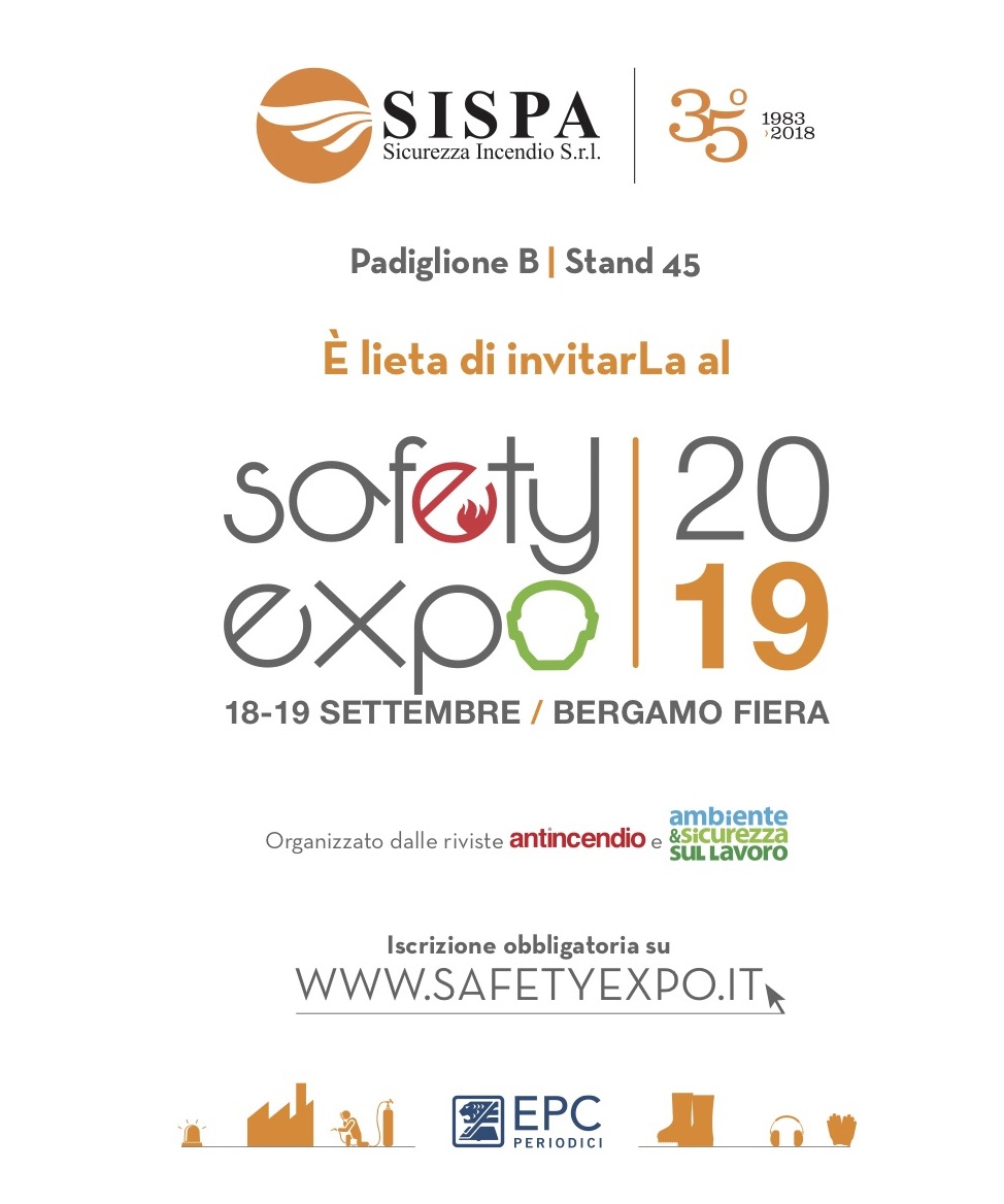 Invito_SafetyExpo_2019